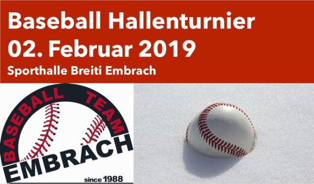 Hallenturnier 2019 (Cadets&Juveniles&Fanions) @ Sporthalle Breiti